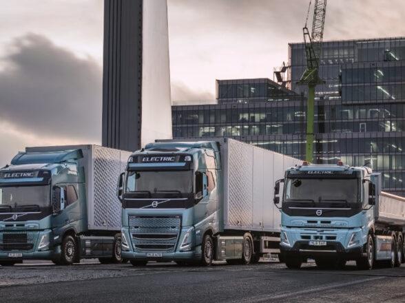 Europa: crece la electrificación de camiones para reducir el impacto climático