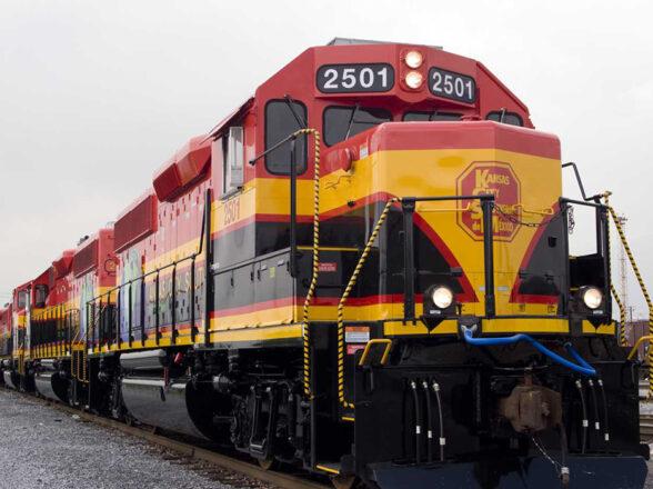 Ferrocarril logra su mejor nivel en el intercambio México–EU